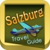 Salzburg Offline Map Travel Guide