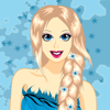 Rafal Grabos - Princess Dress Up - frozen salon, design your best own top star style: game for kids artwork