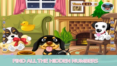download Doggy Numbers – Puzzle game with funny dogs for sweet little kids apps 3