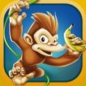 Banana Island - Monkey Run Game