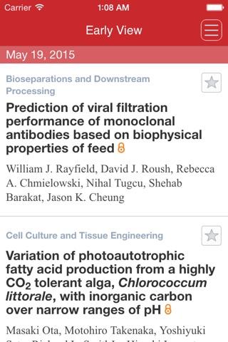 Biotechnology Progress screenshot 3