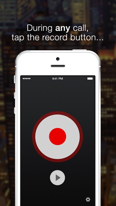 TapeACall Pro - Record Calls Screenshot 1