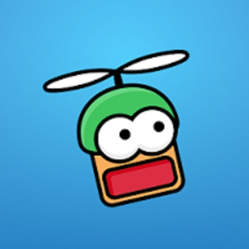 Super Copters : the rescue adventure of worm up iOS App