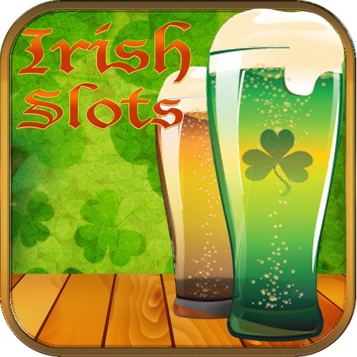 Leprechaun mega jackpot slots machine – Irish style progressive casino game iOS App