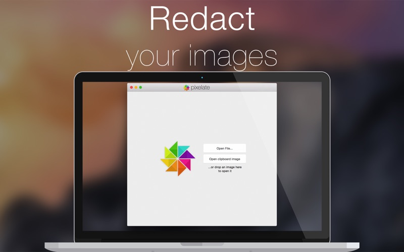 Pixelate - Redact Your Images!