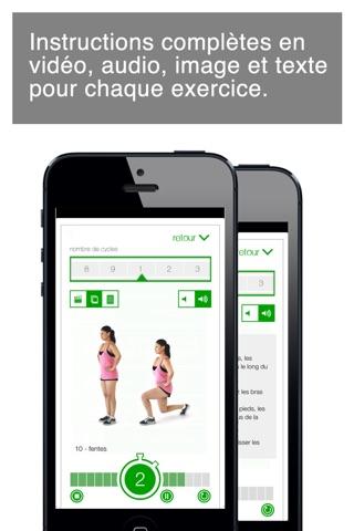 7 Minute Workout Challenge screenshot 2