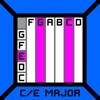 Verti-Chord Keyboard