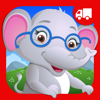 Gil Weiss - Elephant Preschool Playtime - Toddlers and Kindergarten Educational Learning ABC Numbers Shape Puzzle Adventure Game for Toddler Kids Explorers artwork
