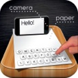 Download Paper Keyboard - Fast typing and playing with an alternative printed projector keypad - USA Edition | iOS Top Apps