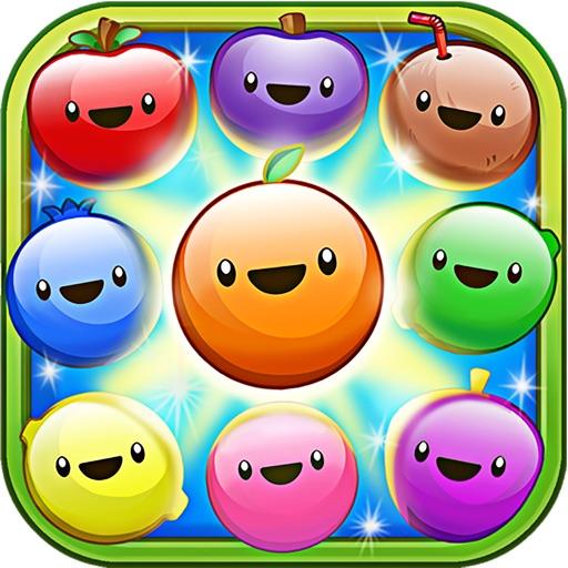 Color Fruit Master Line Mine Mini Game - The Part 6 iOS App