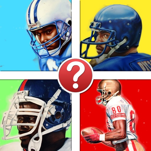 Pro Football Legends Hall of Fame Trivia - The Top 100 NFL Playmakers of All Time Edition Icon