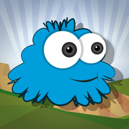 hopping monster - do your best to help your hero