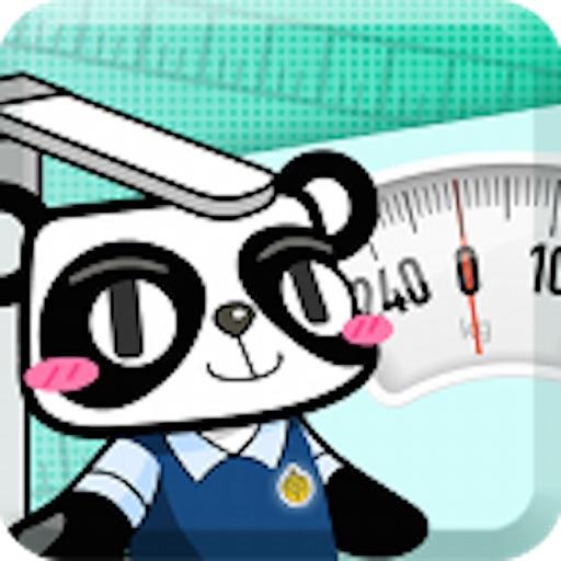学生身高别体重check