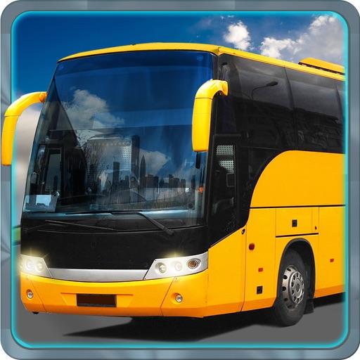 Airport Bus Driving Simulator 3D - Top Passenger Pickup and Drop Service Simulator