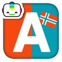 Bogga Alfabet norsk icon