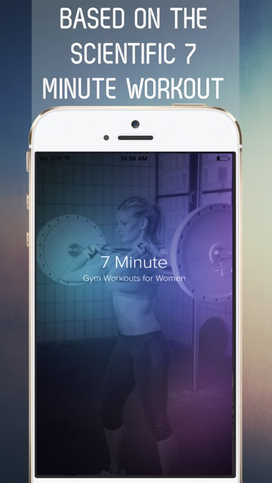 download 7 Minute Gym Workouts for Women apps 0