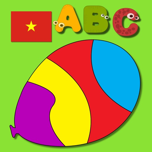Vietnamese Puzzles For Toddlers iOS App