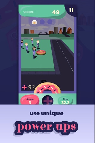 Donut Slinger screenshot 4