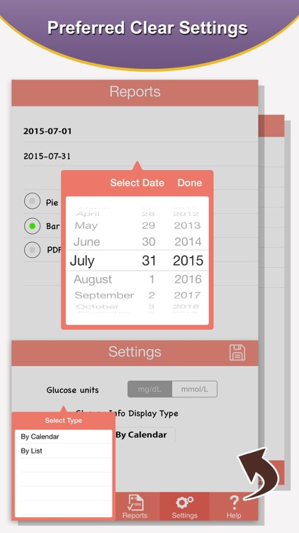 glucose tracker on go by wizgenx software solutions private limited