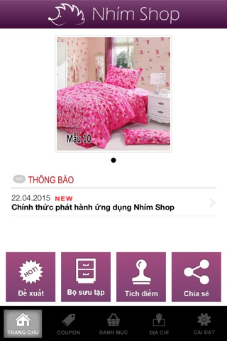 Nhím Shop screenshot 2