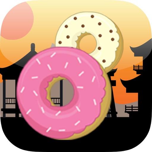 Donut Klopper - Zerteile die Donuts wie ein Ninja Icon