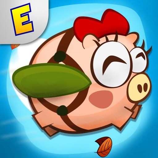 小猪要飞:When Pigs Fly【可爱飞行】