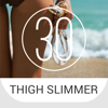 30 Day Thigh Slimmer Challenge for Making a Thigh Gap