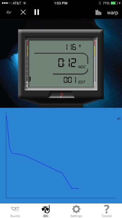 Suunto Dive Computers截图3