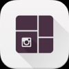 Grid Post for instagram-Foto clip and Collage creator