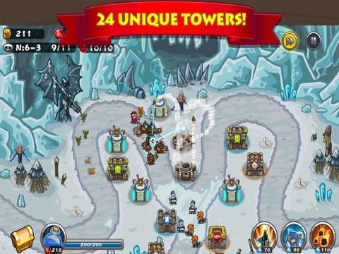 Скачать игру Horde Hero Defense