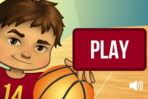 Kids basketball screenshot 1