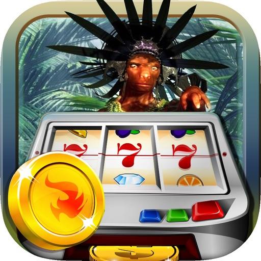 Ancient Tribal Clans Slots Machine Game Paid iOS App