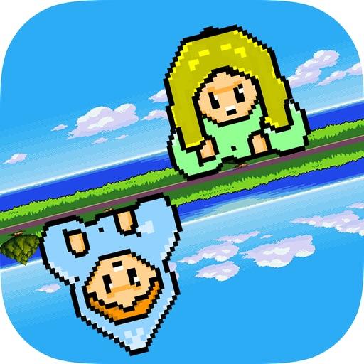 Jump Swap Princess iOS App