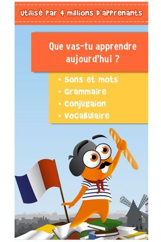 iTooch Français Langue Etrangère (LITE) screenshot 1