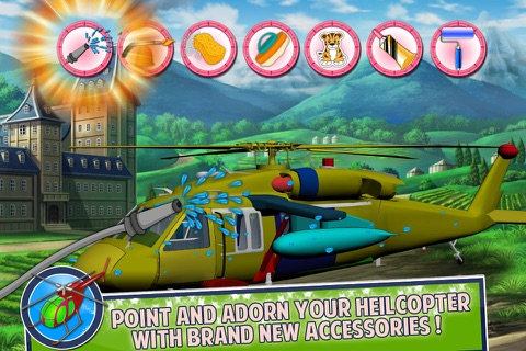 Fix It Day Care Helicopter screenshot 2