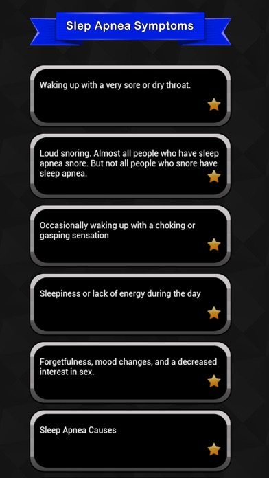 download Sleep Apnea Symptoms apps 0