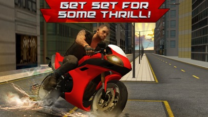 City Biker 3D Screenshot 1