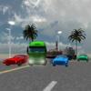 Truck Driver 3D: City smartline camera driver