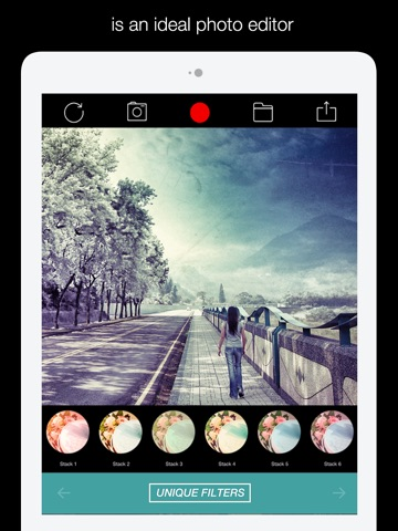 Quick FX Photo 360 - camera effects & filters plus photo editor Скриншоты8
