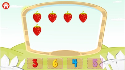 لعبة الحساب للأطفال - Kids Mathلقطة شاشة4