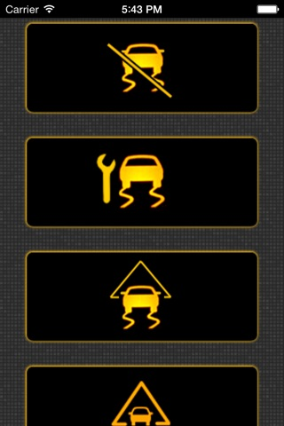 App for Mazda with Mazda Warning Lights and Road Assistance screenshot 4