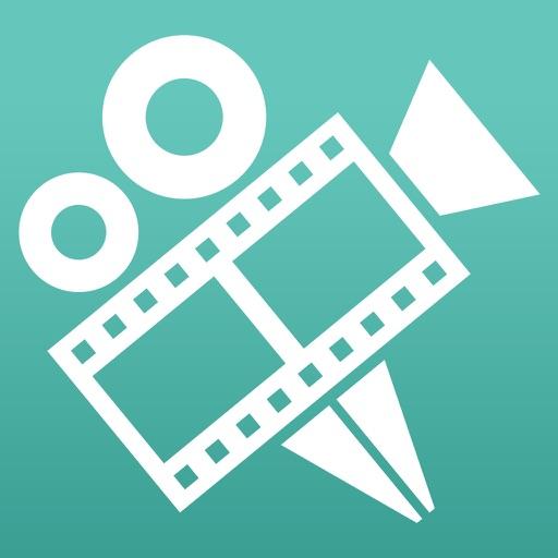 Editor video gratuito Videolab film collage foto editing video per Vine, Instagram, Youtube