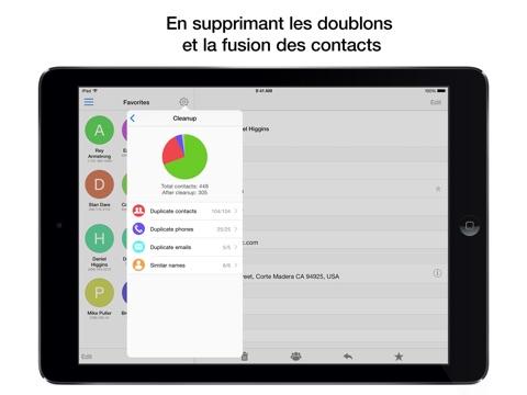Screenshot #5 pour PhoneBook Pro