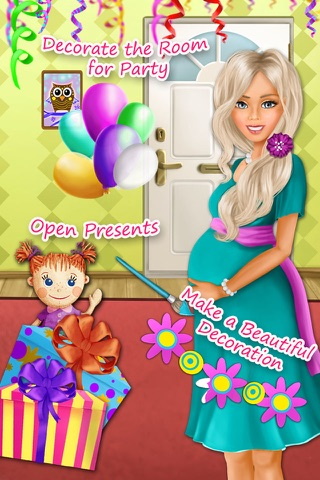 Sweet Baby Girl Newborn Baby Care - No Ads screenshot 4