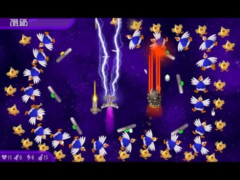 Скачать игру Chicken Invaders 4 HD