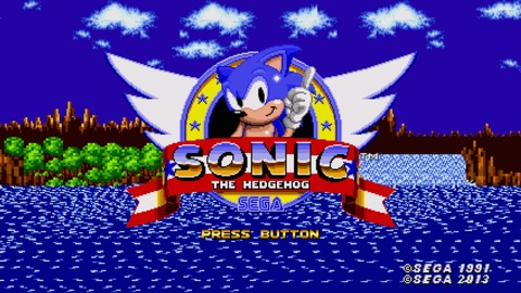 Screenshot #11 for Sonic The Hedgehog
