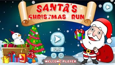 Santa Christmas Gift Run-0