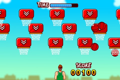 Kids basketball screenshot 4