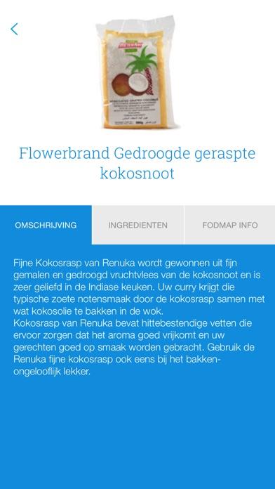 fodmap app nederlands