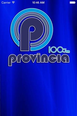 Rádio Província Fm 100.7 screenshot 1